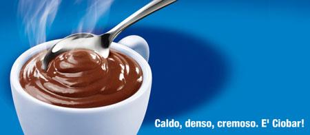Ciobar Trinkschokolade