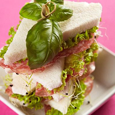 Tramezzino – italienisches Sandwich