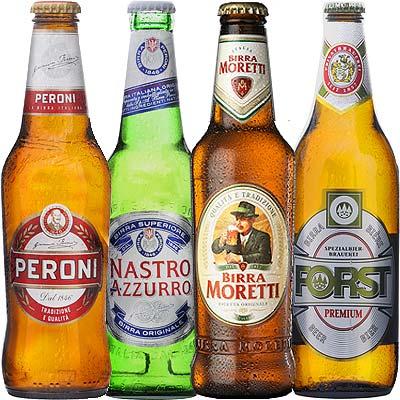 Italienische Biere im ProBier-Paket