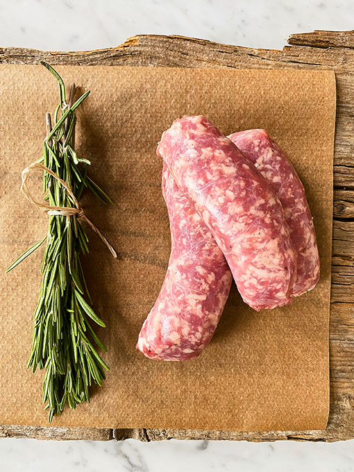 Salsiccia Zubereitung?  Braten, grillen, kochen!