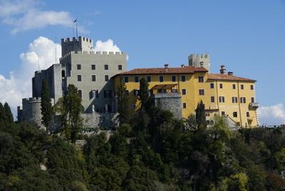 Friaul Julisch Venetien Castello di Duino