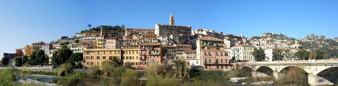Sehenswürdigkeiten in Ligurien - Ventimiglia