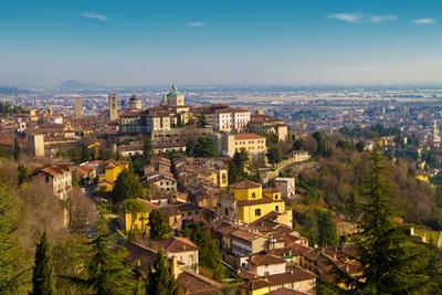 Sehenswürdigkeiten in der Lombardei Bergamo