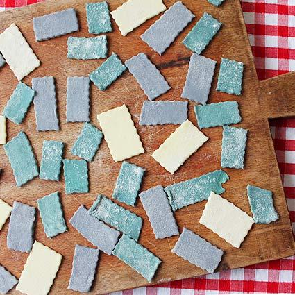 Pastaschule 14: Maltagliati selber machen