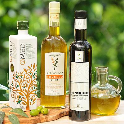 leicht fruchtige Olivenöle Testsieger 2015