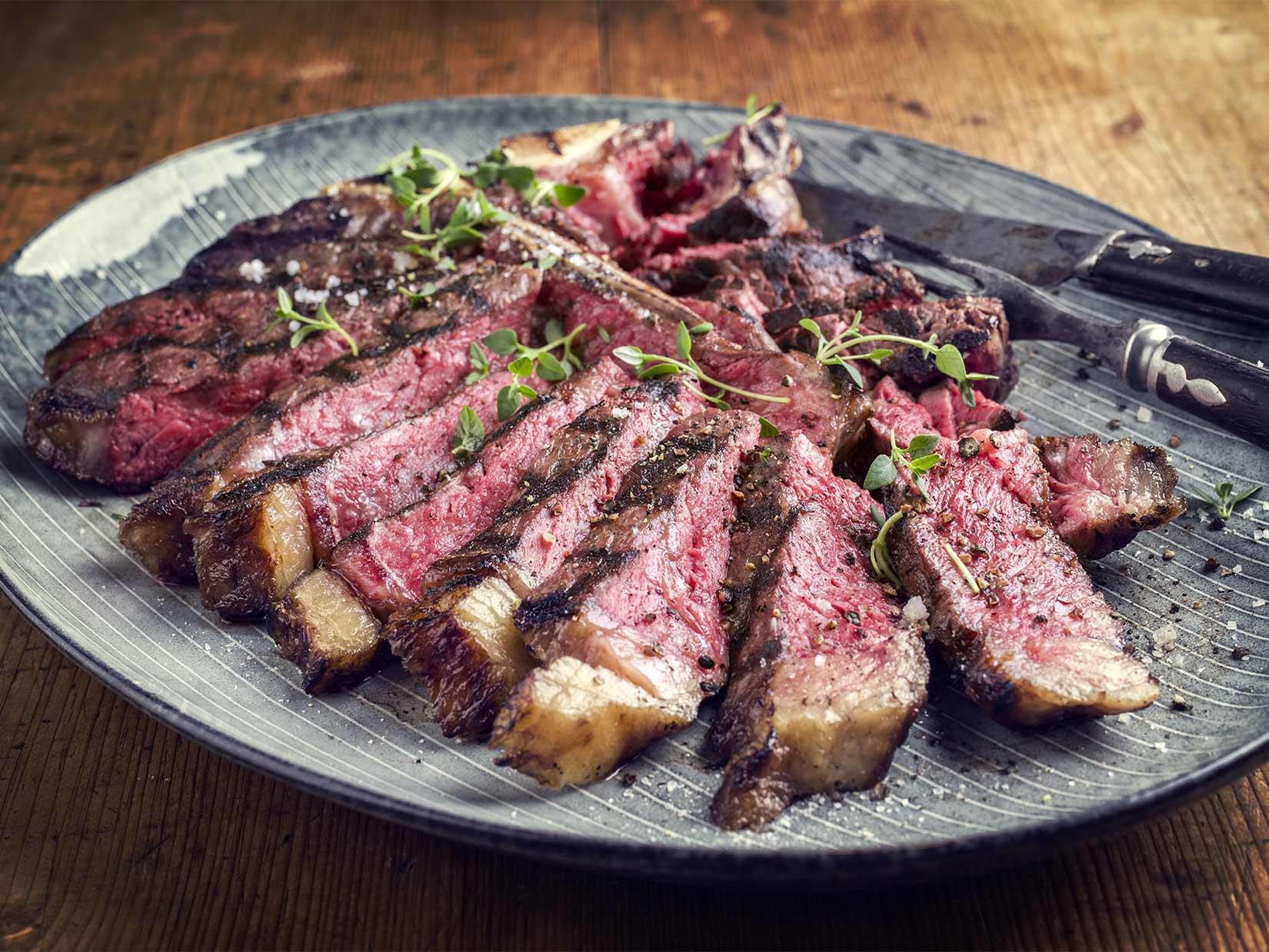 Steak braten: so geht es richtig