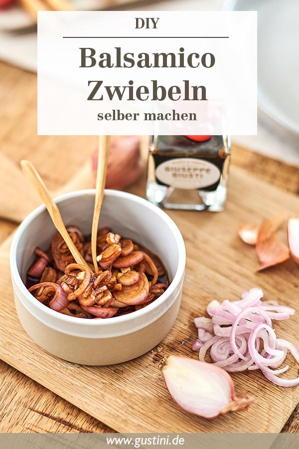 Balsamico-Zwiebeln