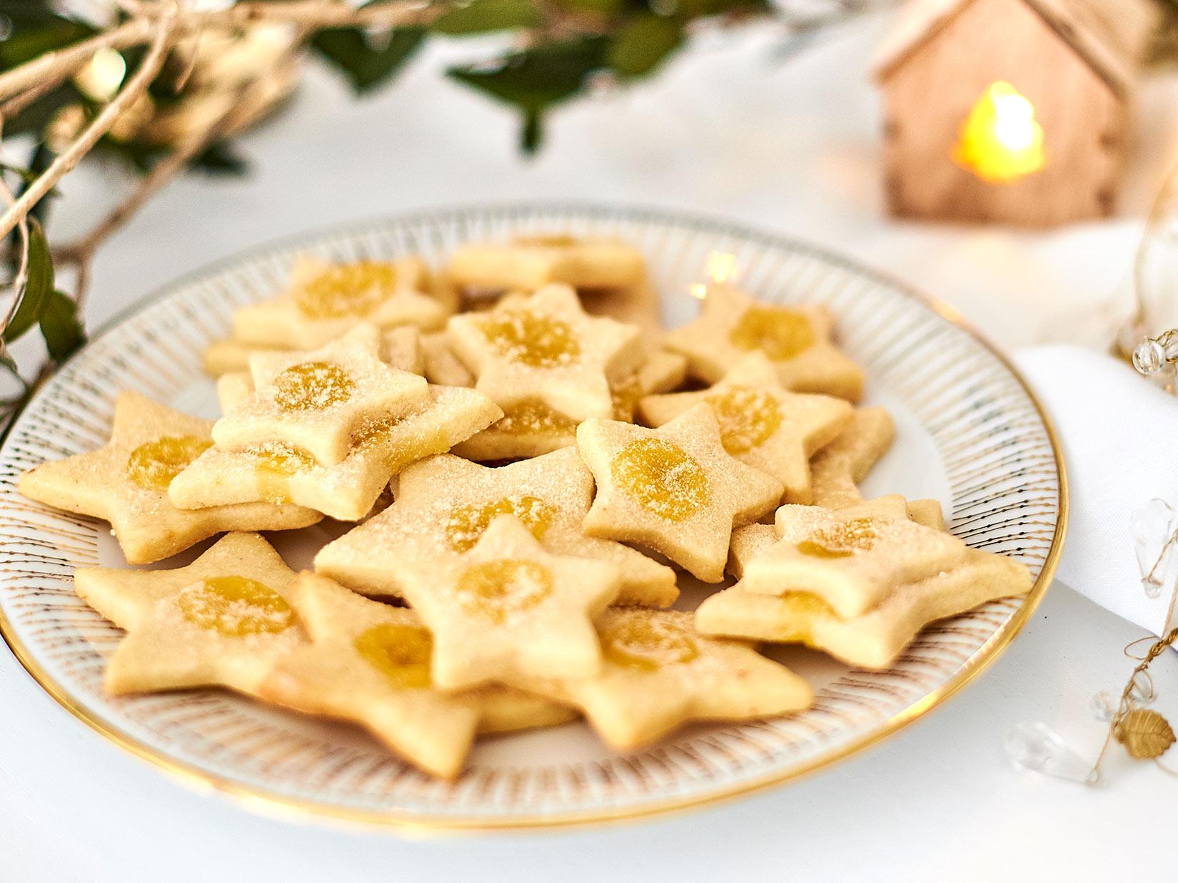 Zitronenkekse – italienische Citronelli