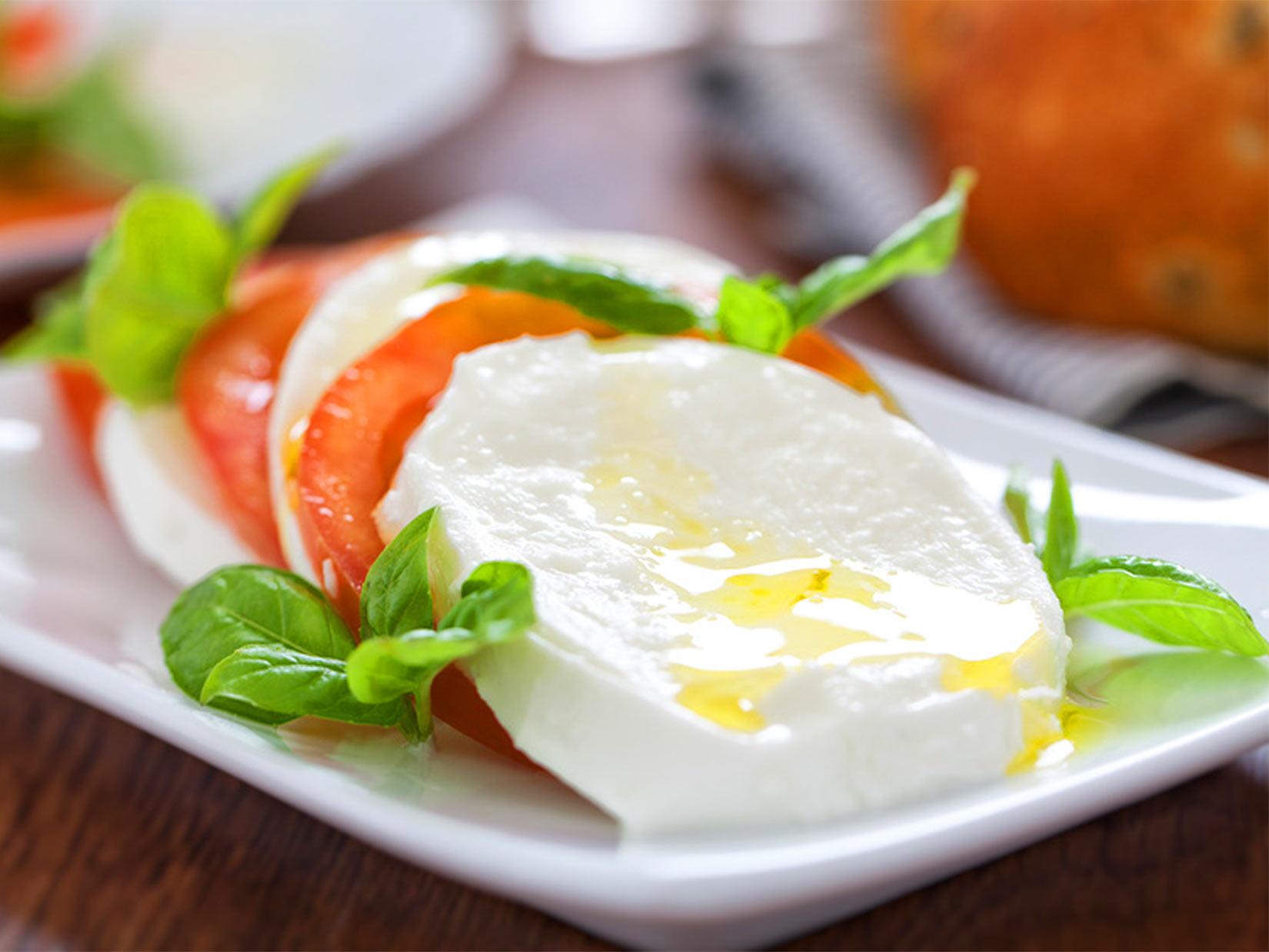 Tomate Mozzarella – Salat Caprese