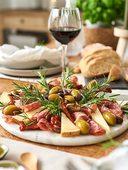 Original italienische Antipasti – Rezepte