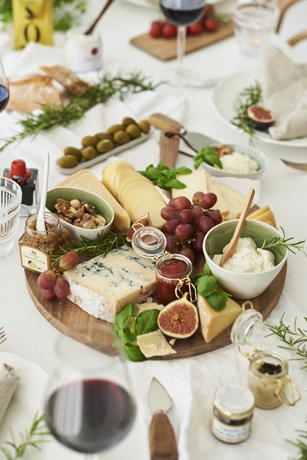 italienische Käseplatte (4)