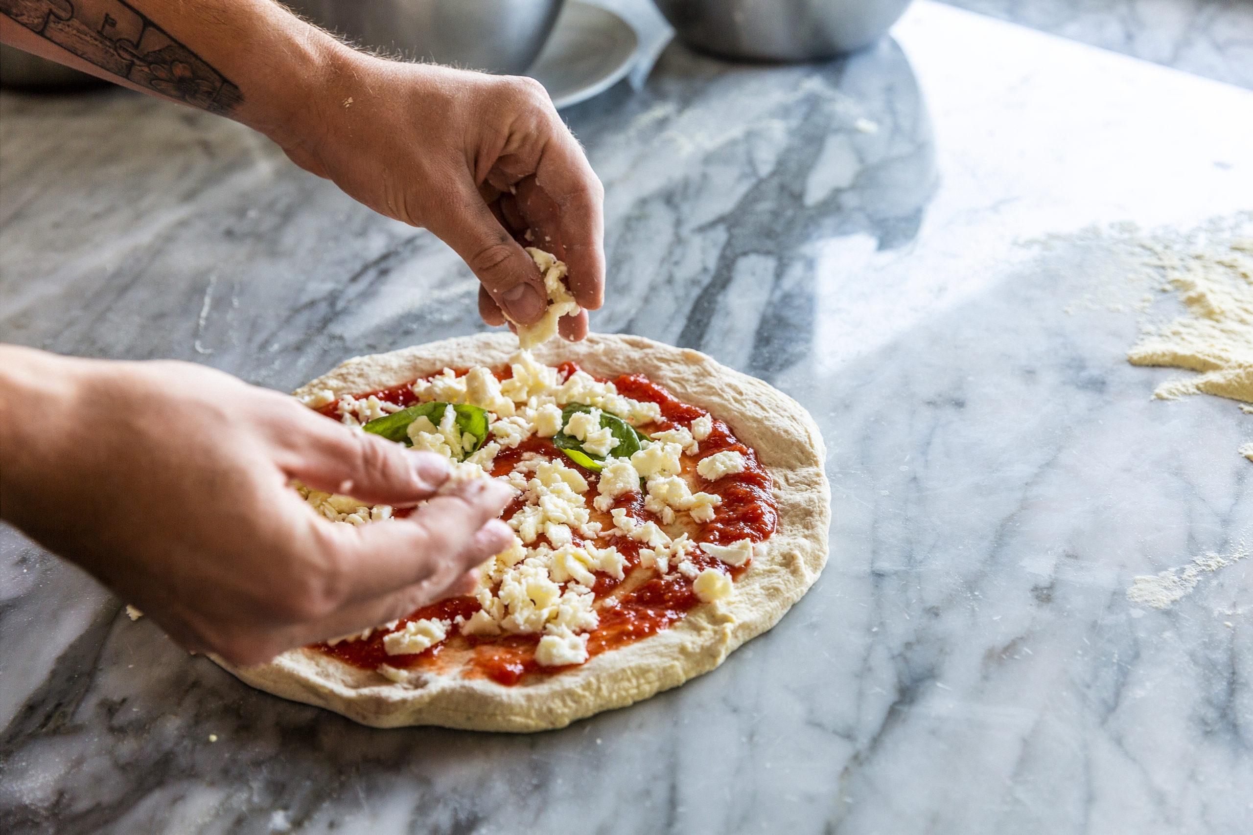 Fior di latte – Welcher Mozzarella auf Pizza?