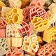 Pasta Bambino bunte Kindernudeln für Jungs