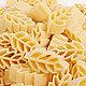 Spighe di grano Pasta in Form einer Weizenähre Marella Apulien