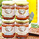 4 verschiedene Wildsaucen aus der Toskana