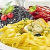 Probierpaket 3x Pasta Limone Nero di seppia Peperoncino