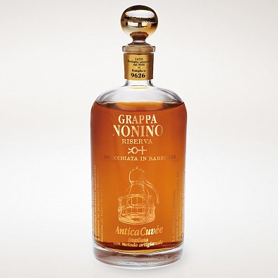 Nonino Grappa Antica Cuvee in Barrique