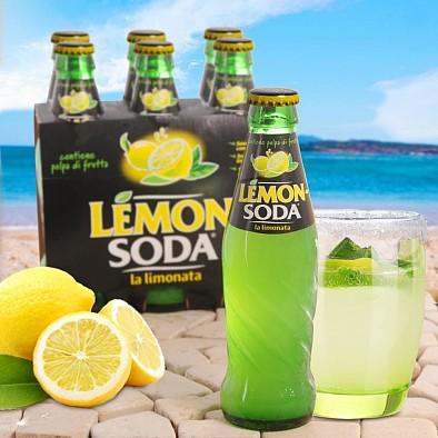 "Campari Lemonsoda ""La Limonata"" 6er"
