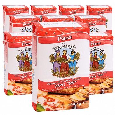 Set 10 x Farina Pizza Tre Grazie