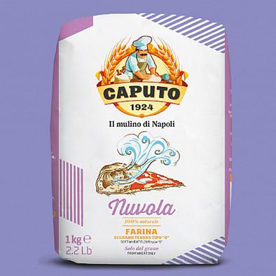 Pizzamehl Nuvola Caputo - luftiger Teig