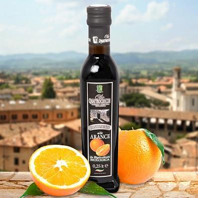 Olivenöl mit Orange - Bioqualität