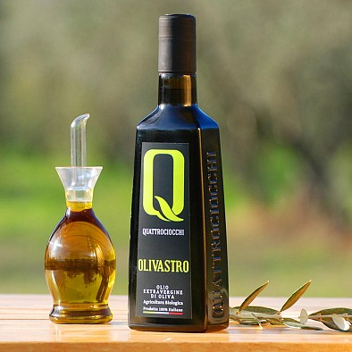 Olivastro - Bestes Olivenöl Italien 2019