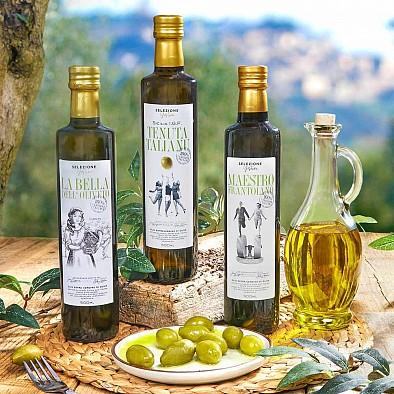 Terzetto Eccellenza - Premium Olivenöl