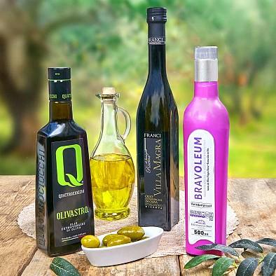 TRIO – Bestes Olivenöl der Welt 2019