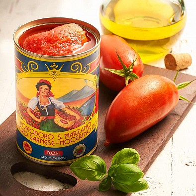 Pomodoro San Marzano dell Agro Sarnese Nocerino DOP