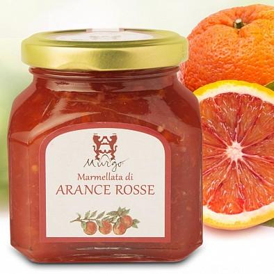 Rote Orangen Marmelade