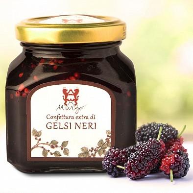 Confettura di Gelsi Neri di Sicilia