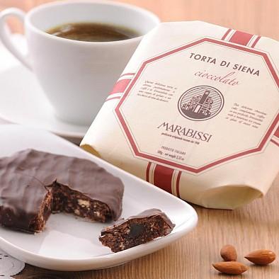 Torta Panforte al Cioccolato 250g