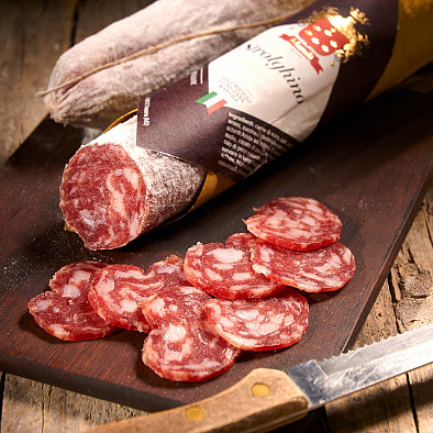 Strolghino - Salami vom Edelschinken