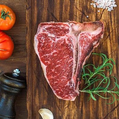 Premium Dry Aged Beef - Porterhouse