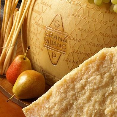 Grana Padano DOP - 1 kg 20 Monate gereift