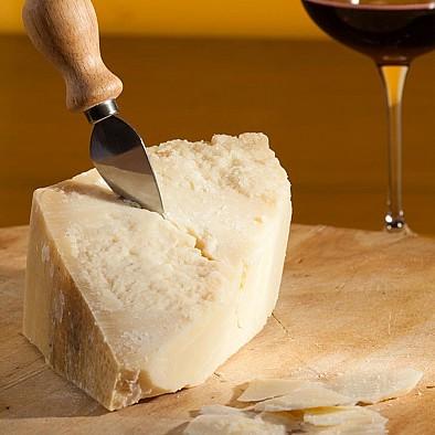 Vacche brune Parmigiano Reggiano DOP