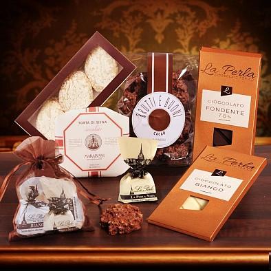 Un bacione di Cioccolato