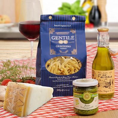 Pasta - Pesto - Presto