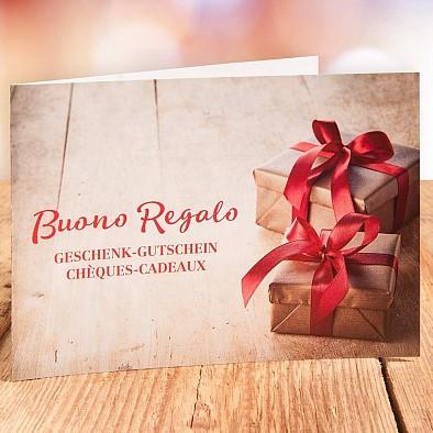 50 Euro Geschenkgutschein - Postversand