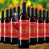 Vorteilspaket 12 Flaschen Nero dAvola