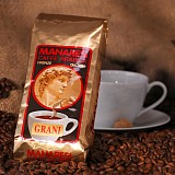 Manaresi Espresso Miscela Oro, Bohnen