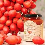 Sugo alla Napoletana Puttanesca con Pomodorini del Piennolo