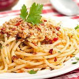 Pasta-Gewürz - Aglio, olio, peperoncino
