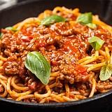 Bolognese Sauce für Pasta