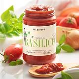 Tomatensoße mit Basilikum