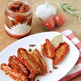 Pomodori secchi in olio extravergine d'oliva