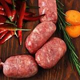 Salsiccia fresca al peperoncino