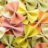 Farfalle Primavera bunte Schleifchennudeln Marella