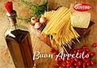Grußkartenmotiv Buon Appetito Gustini