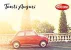 Grußkartenmotiv Geburtstag Gustini